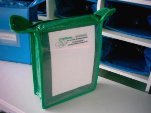 Krautz Officebull Privatpost poststelle Posttaschen