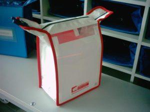 Krautz OfficeBull Posttasche für Privatpost dienstleister