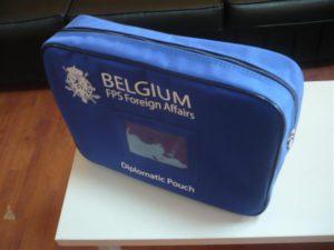 Krautz officebull sealbag post bag reusable